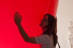 . (Denisse G.) Tags: arte instalacin efmero penique
