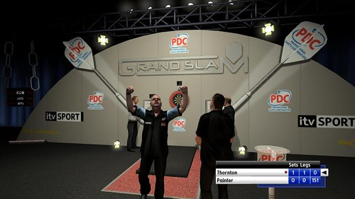 Introducing Pdc World Championship Darts Pro Tour Playstation