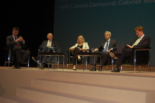 Lib Dem Cabinet Q and A Sept 10