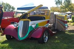 Budweiser Car Show 9-25-10 Fairfield CA (Peter Mitsopoulos Photography) Tags: show ca hot classic ford car truck rat chevy dodge rod pontiac gto jaguar mustang impala budweiser 32 fairfield