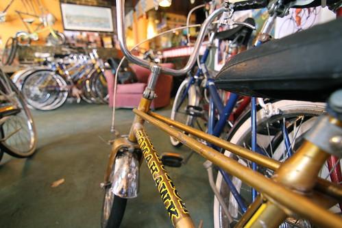 A Trip around Ye Olde Bike Shoppe, Southsea