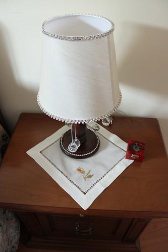 lale nakışı yatak odası takımı