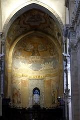 Catania, Piazza Duomo, Duomo di Sant'Agata, Hauptapsis (main apse) (HEN-Magonza) Tags: sicily baroque fresco barock catania sicilia fresko piazzaduomo sizilien apsis duomodisantagata stagathascathedral