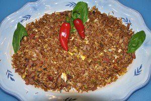 Nasi Goreng Pedas by Kristine