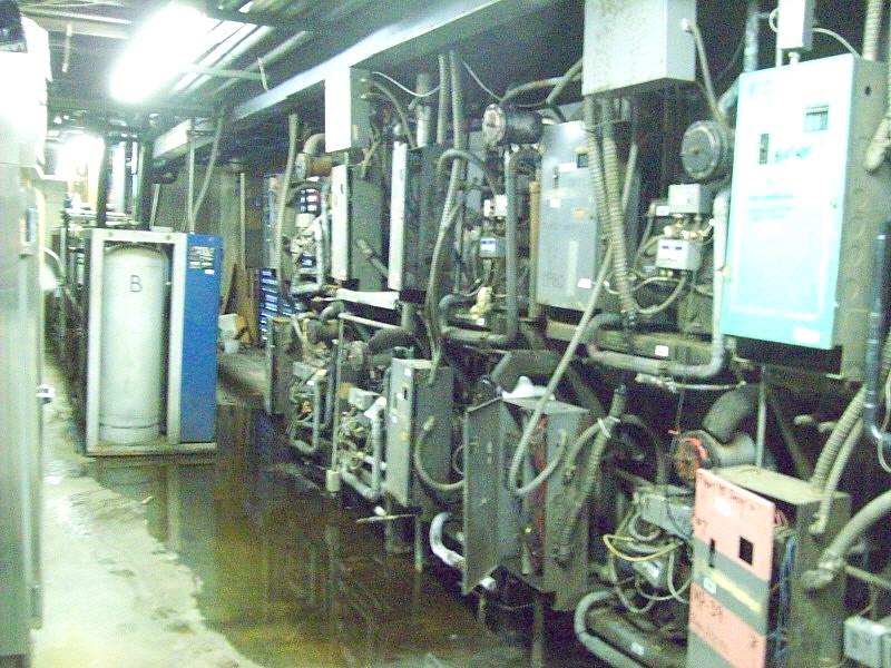 Super Fresh 463 Marlton NJ Compressor Room