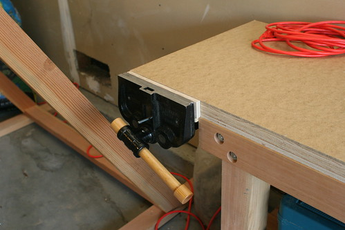 Lazy Hacker Babble: Woodworking Vise