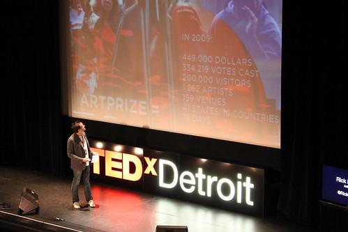 TedxDetroit 2010