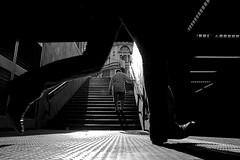 > > (27) (Donato Buccella / sibemolle) Tags: street blackandwhite bw italy milan milano streetphotography duomo metropolitana fromtheground canon400d sibemolle mg19931