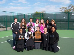 Lakota East tennis