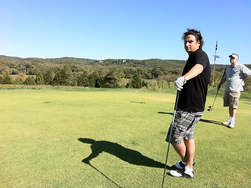 Golfing weekend