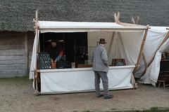 Goldschmiedemeister Heiko Krisch war zum zweiten Mal in Wikinger Museum Haithabu WHH - 03-10-2010