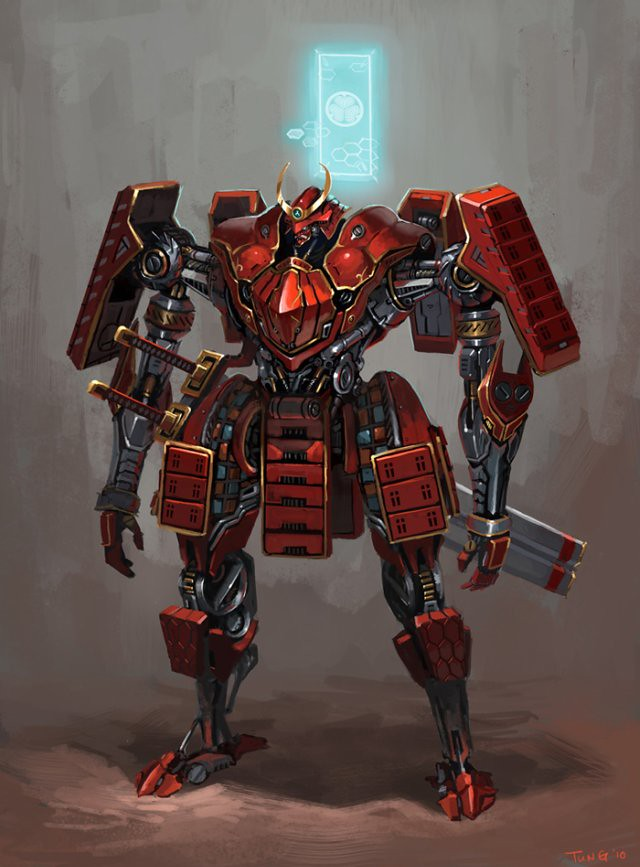 mechanized_samurai_by_zeo_x-d2zxr6l