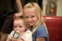 Sis and Noah 1
