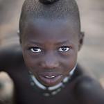Himba tribe boy - Namibia