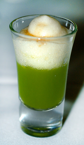 celery shot