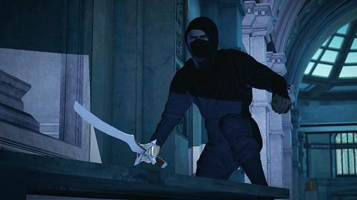Dead Rising 2: Ninja
