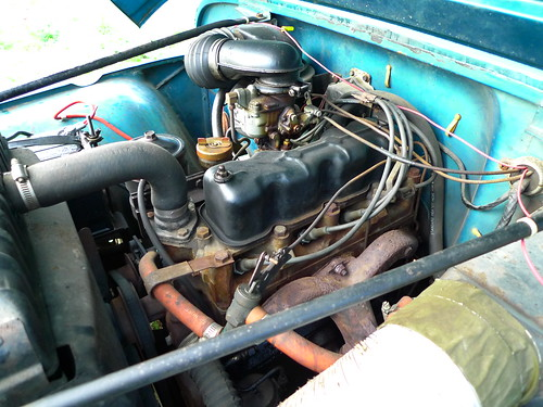 1963 Jeep Willys Hurricane F-head engine R | Flickr - Photo Sharing!