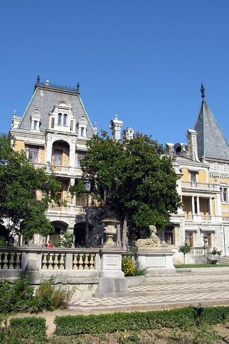 Массандра: Массандровский дворец