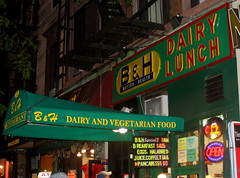 One stop for Knish Crawler's