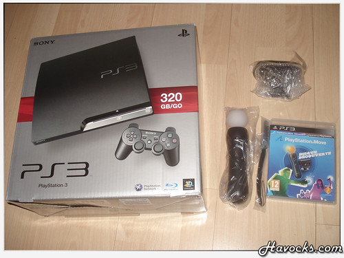 PlayStation 3 Slim - Move Edition - 02