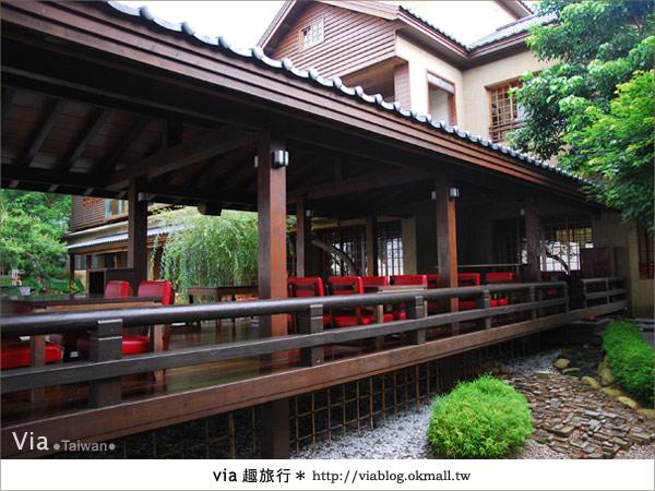 【新社餐廳】又見一炊煙~來個日本風的下午茶時光7