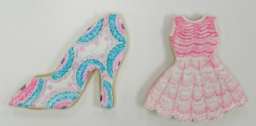[Image from Flickr]:Cook for the Cure cookies