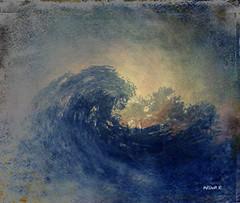 El mar .....  La mer ..... (tan.solo_milenia .) Tags: ourtime objectiveart memoriesbook beyondclick artistictreasurechest