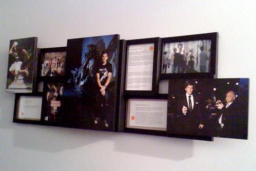 Andrew framed