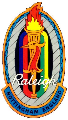 raleigh crest