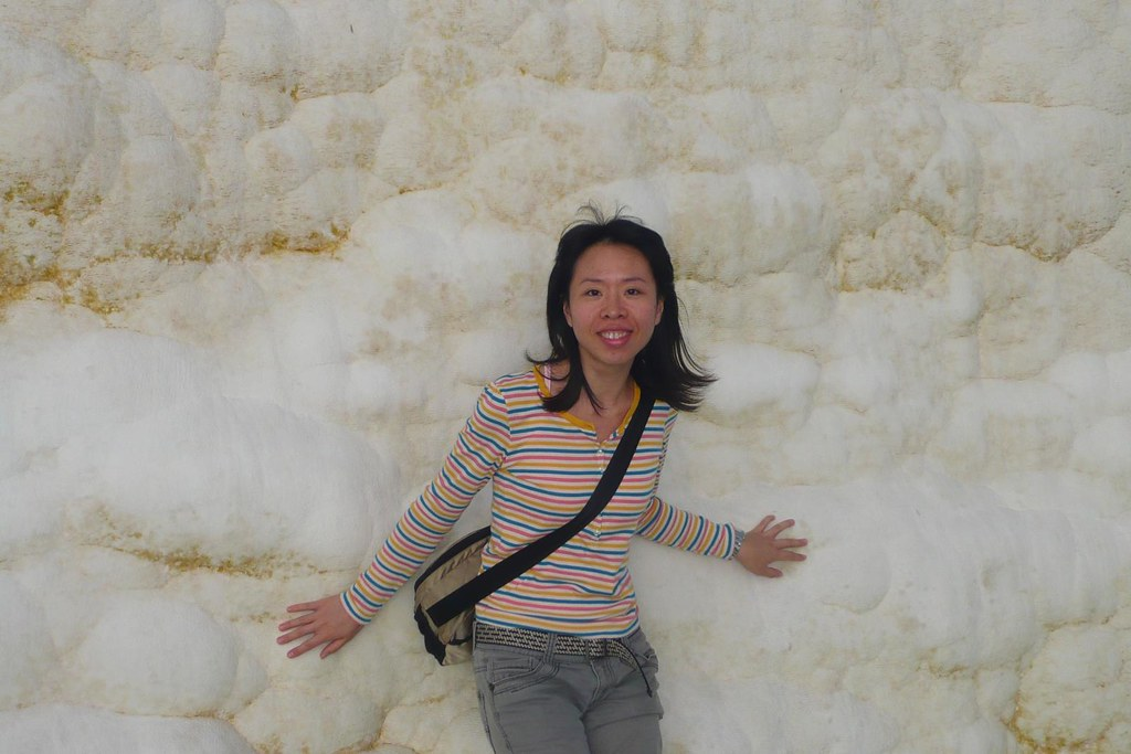 Travertine @ Pamukkale