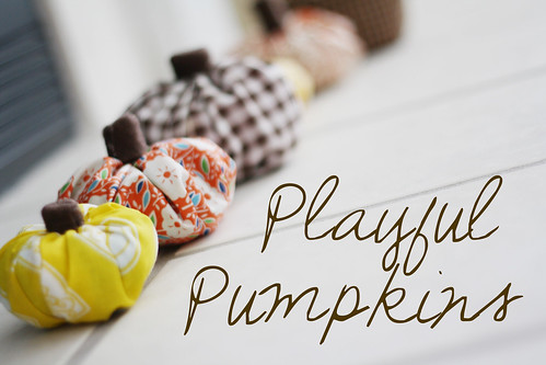 Playful Pumpkins