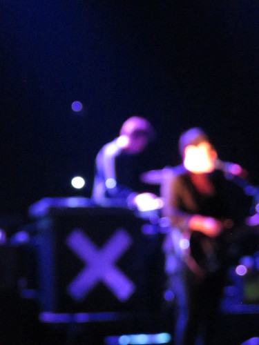 Atlanta The XX live