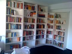 Bücherwand @ Babenhausen