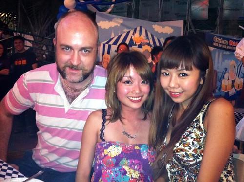 Me, Audrey & Tziaa