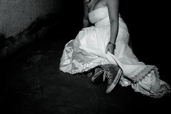 Trash The Dress (abmann_shoots) Tags: wedding feet beach water trash photoshop bride lomo xpro sand shoes shoot dress cross photoshoot mud details wed dirt mackenzie process muck processed chucks rolling chucktaylors narrative fauxmo crossed lomographic redsneakers 3star sandeverywhere revengeofthebridesmaids youshouldaseentheotherdress story3star
