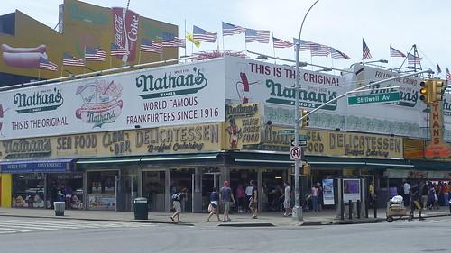 Nathan's!