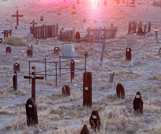 Tonopah Cemetery