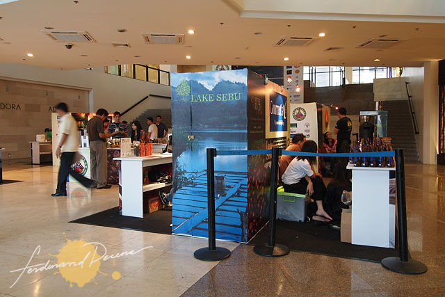 Coffee Origins Exhibit at Greenbelt 5