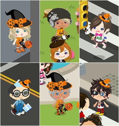 Pigg - Halloweeners