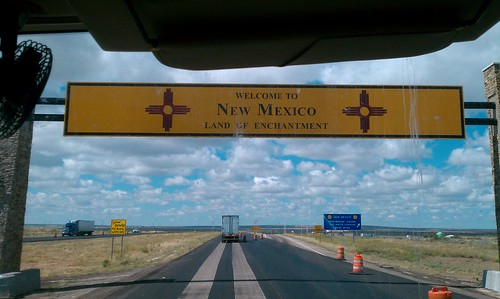 Welcome to New Mexico