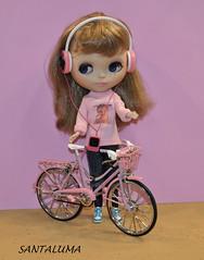 Iani indo passear de bike!!