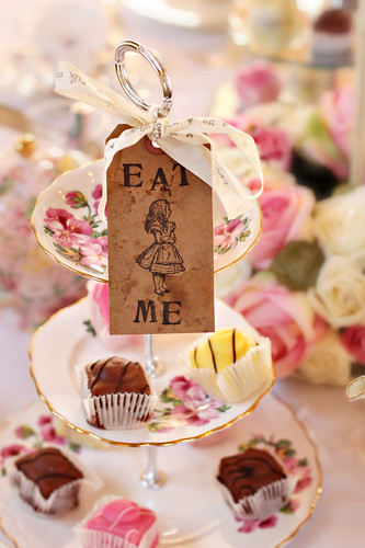 Alice In Wonderland Eat Me Tags