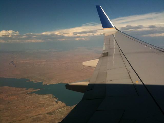 Approaching Vegas