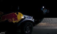 Jacob Nedler (simonberggren) Tags: park street red ex bike night canon eos bmx ranger action bull 5d 1740mm quadra mkii 430 elinchrom speedlite f4l