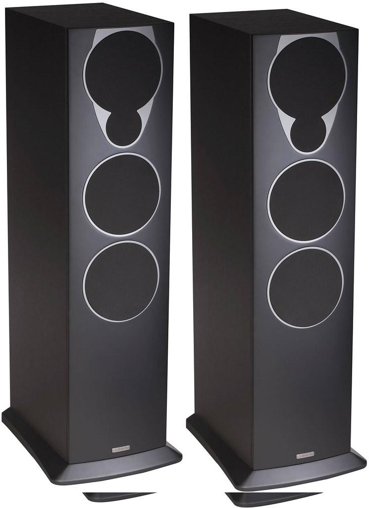 Mission MX-5 200 watt Loudspeakers