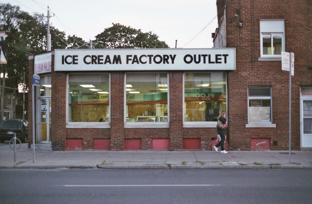 Ice Cream Factory Outlet