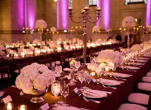 Wedding styled and planned by Engaging Affairs