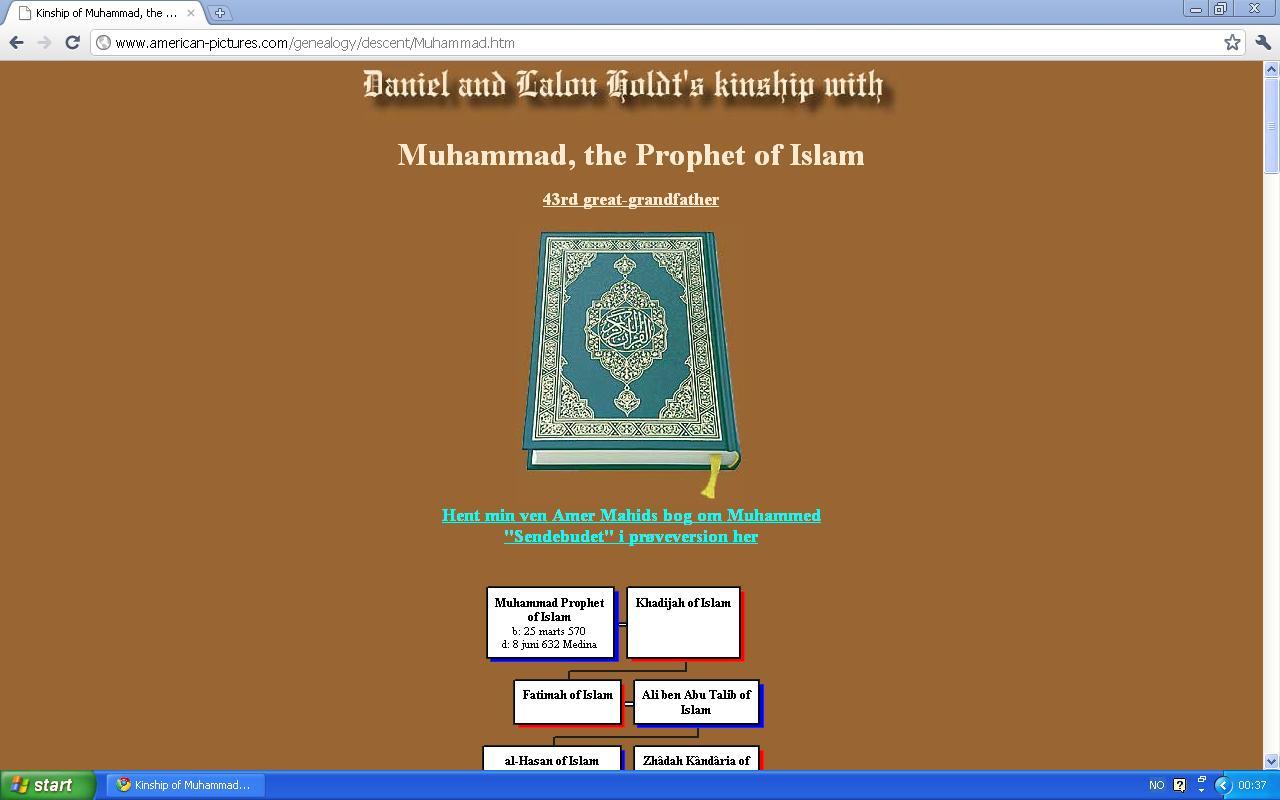 muhammed 1