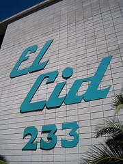 El Cid Hotel, Las Vegas, NV (Robby Virus) Tags: sign wall hotel lasvegas nevada elcid 233