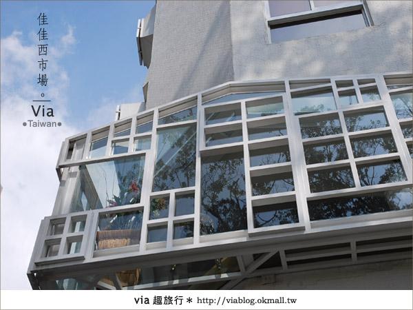 【台南住宿】佳佳西市場旅店~充滿特色的風格旅店!7